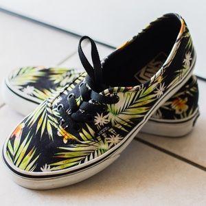 4433bf113e Women s Vans Hawaiian Shoes on Poshmark